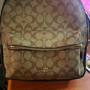 Coach bookbag